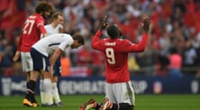 FA Cup, Manchester United-Tottenham 2-1: Mourinho in finale