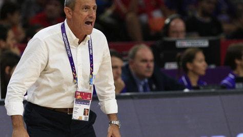 NBA, Ettore Messina guiderà gli Spurs anche in gara 4
