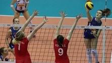 Volley: Europei Under 17, Italia sfortunata, la Russia è Campione