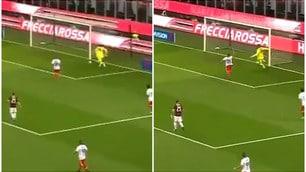 Serie A, Donnarumma: dal miracolo alla papera sfiorata