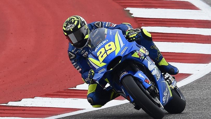 MotoGp Usa, Iannone: «Marquez ha qualcosa in più, gli altri sono vicini»