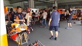 Moto Gp, Marquez mostruoso: sesta pole ad Austin