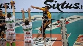 Volley: Play Off Challenge, Padova in finale al Golden Set