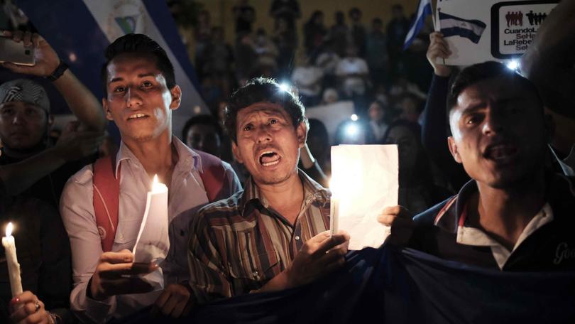 Nicaragua: cronista ucciso in diretta Fb
