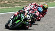 Superbike Assen: in gara 2 trionfa Sykes, Melandri 7°
