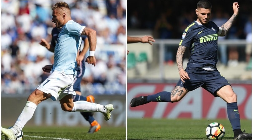 Serie A, Lazio-Sampdoria 4-0, Chievo Inter 1-2: la corsa Champions continua