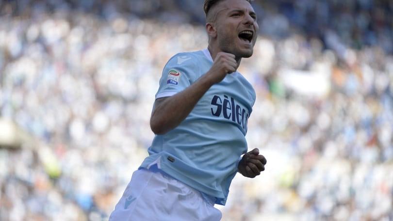Serie A, per Immobile il record di gol è a 100