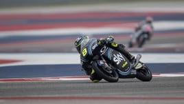 Moto3 Usa: vince Martin, 4 italiani nelle prime 5 posizioni