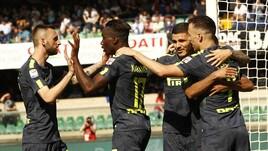 Serie A, Chievo-Inter 1-2: Icardi-Perisic per la rincorsa Champions