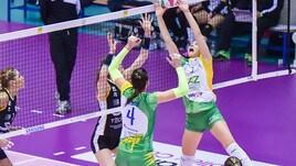 Volley: A2 Femminile, Chieri e Orvieto in Semifinale