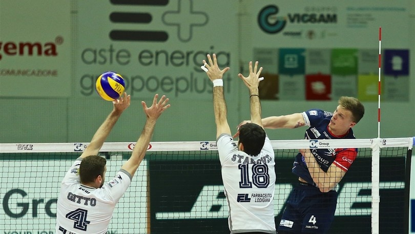 Volley: Play Off Challenge, Monza raggiunge Padova in Finale
