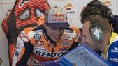 MotoGp Usa, Marquez: «Ho spinto solo all'inizio»