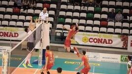 Volley: A2 Maschile, Play Out, Lagonegro salva, Reggio Emilia in vantaggio