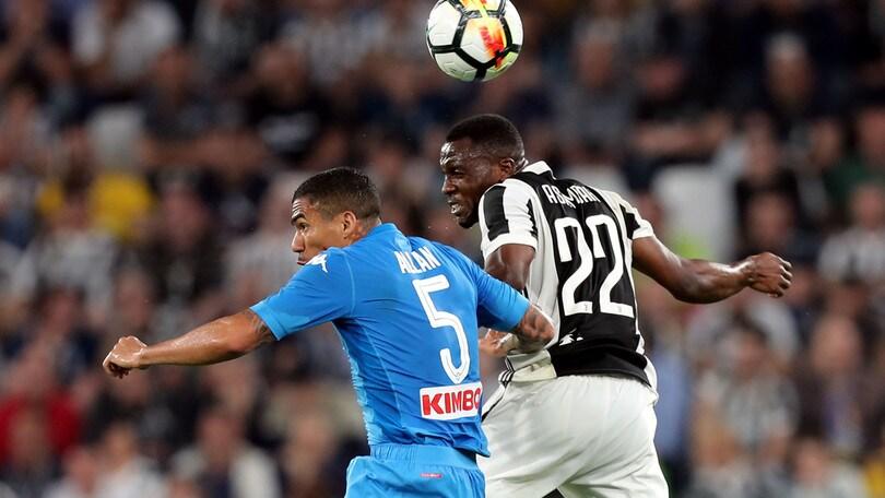 Serie A, scudetto: Juventus-Napoli, è di nuovo testa a testa