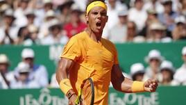 Tennis, i bookmaker puntano sul triplete di Nadal