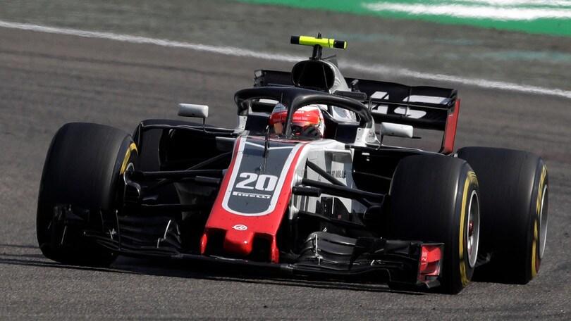 F1 Haas, Magnussen: «La cosa principale è che abbiamo una buona macchina»