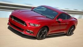 Ford Mustang è ancora la sportiva più venduta al mondo