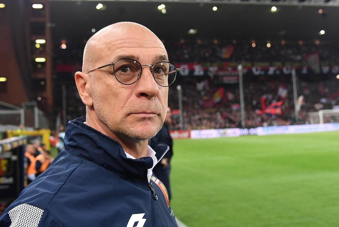 Serie A Genoa, Ballardini: «Futuro? Sarà la società a decidere»