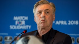 Nazionale, per la panchina Ancelotti torna in pole