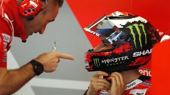 MotoGp Usa, Lorenzo: «Una corsa da dimenticare»