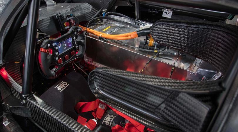 Volkswagen I.D. R Pikes Peak, la super elettrica più veloce di una F1