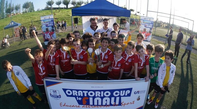 Oratorio Cup 2017-2018, festa di sport a Roma
