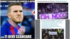 Fiorentina-Napoli, scansarsi o no? Il web si divide