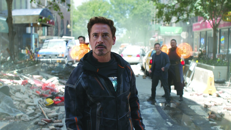 Gli Avengers tornano insieme per la sfida a Thanos