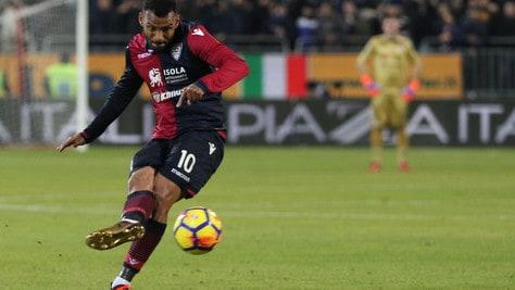Serie A Cagliari, deferito Joao Pedro. Chiesti 4 anni di squalifica