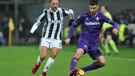 Serie A Fiorentina, Benassi: «Napoli? Dovremo dare tutto»