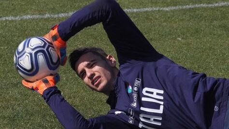 Serie A Spal per Meret trauma alla spalla sinistra
