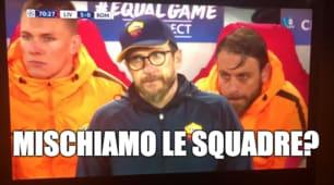 Liverpool-Roma, social scatenati fra rabbia, ironia e sfottò