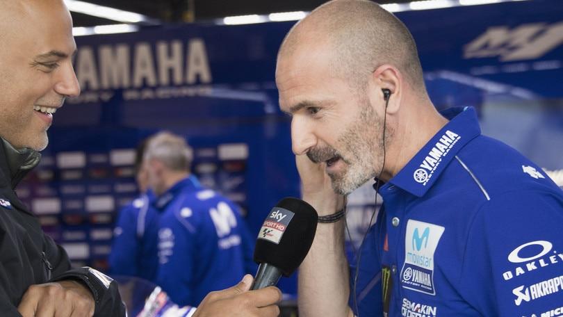 MotoGp Yamaha, Meregalli: «Bisogna mettere pressione a Marquez»