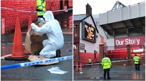 Anfield, la condanna della Roma: «Comportamento vile, preghiamo per il tifoso ferito»