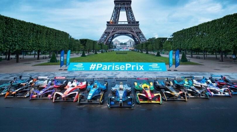 Formula E, Parigi val bene l'elettrica