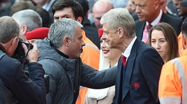 Mourinho: «Wenger? Lo rispetto, in futuro potremo essere amici»