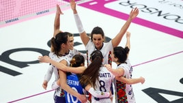 Volley: A2 Femminile, Semifinali Play Off: successi per Chieri e Battistelli