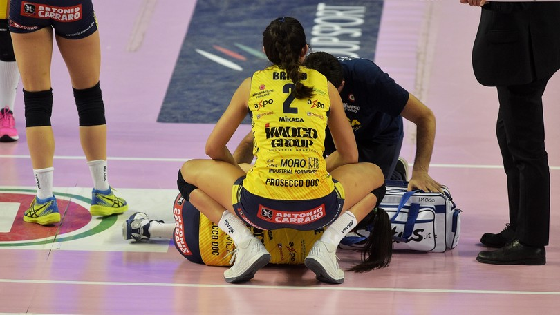 Volley: A1 Femminile, Conegliano sbanca Novara ma perde Folie
