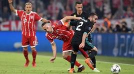 Il Real vince all'Allianz Arena: Bayern ko 2-1