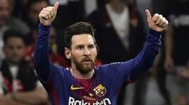 Il Tribunale Ue dà ragione a Messi: può registrare il marchio