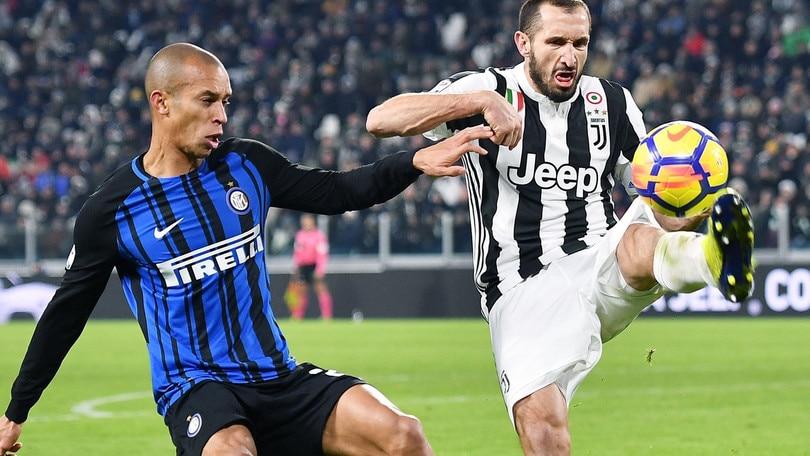 Serie A Inter, Miranda: «Io, miglior difensore del campionato italiano»