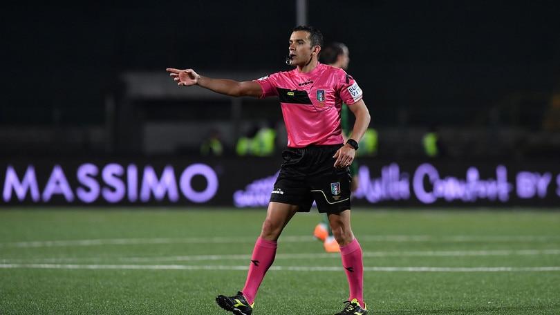 Serie B, ecco gli arbitri della quinta giornata: Piccinini per Brescia-Palermo