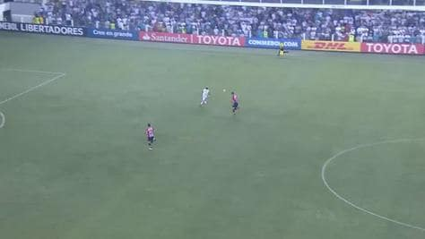 Libertadores, Andujar nega la doppietta a Gabigol
