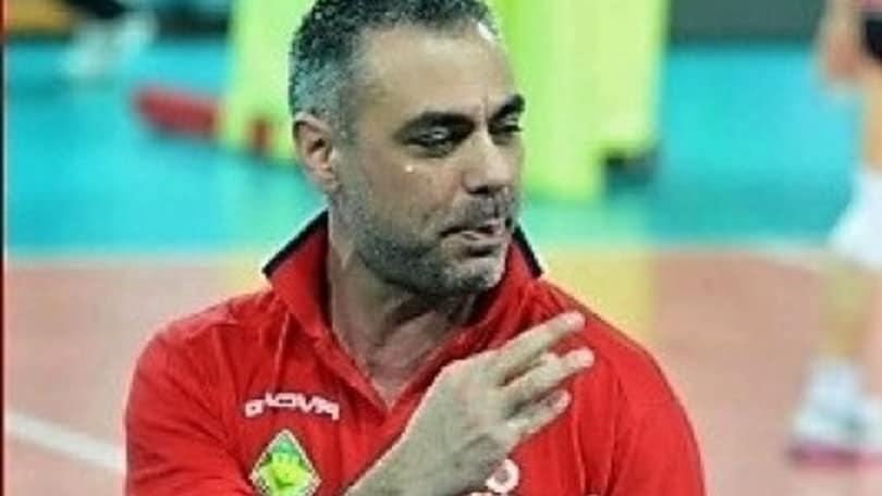 Volley: A2 Femminile, Dino Guadalupi è il nuovo coach di Baronissi
