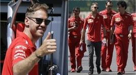 Formula 1,Baku scalda i motori:la Ferrari è pronta per ilGP d'Azerbaijan