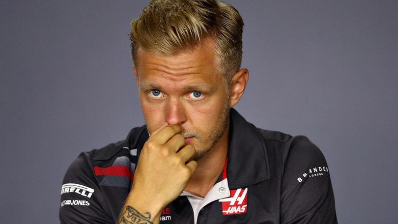 F1 Azerbaijan, Magnussen: «Bello avere una buona macchina e lottare per i punti»