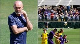 La Fiorentina aspetta il Napoli con i tifosi, ritrova Badelj e Thereau ma perde Vitor Hugo