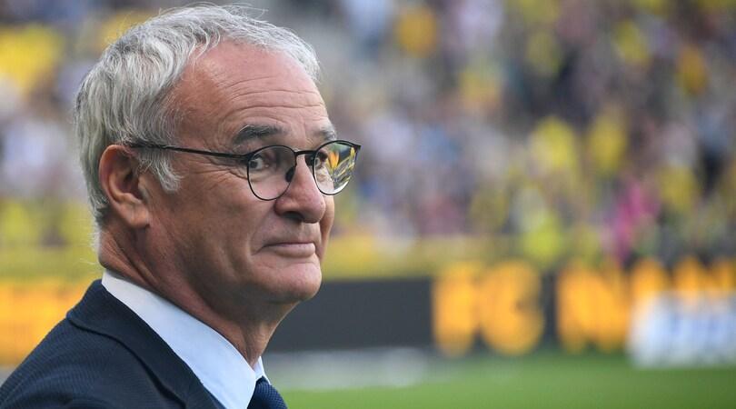 Ranieri avvistato a Londra: «Ma il mio futuro è al Nantes»