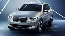 BMW iX3 Concept, Suv elettrico in arrivo