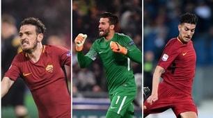 Roma, tre contratti da blindare: ecco tutte le scadenze